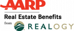 AARP Real Estate Benefits From Realogy Logo